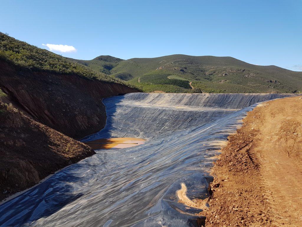 EPLSA Dam Linings - HDPE Embankment Liner