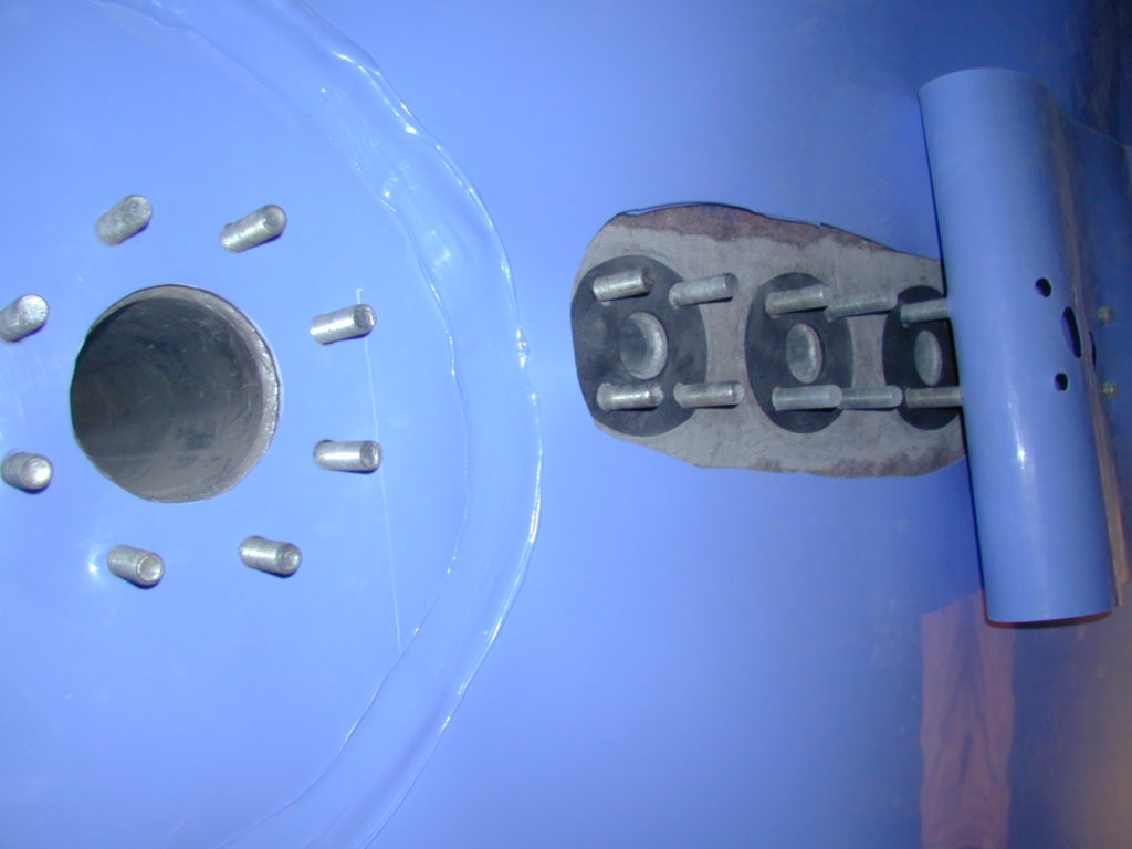 Tank Penetrations